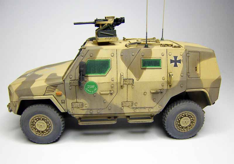 Tracked Stryker variant - A GDLS proposal for US Army AMPV program