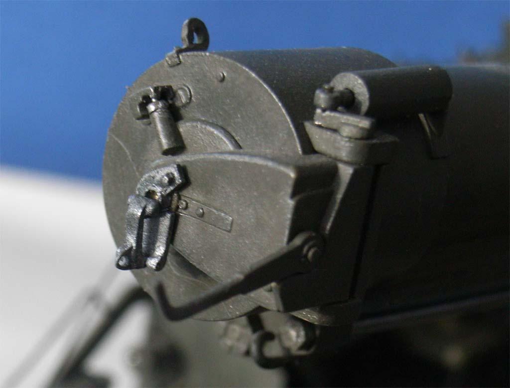 Baubericht - 155 mm Selbstfahrlafette US M 40