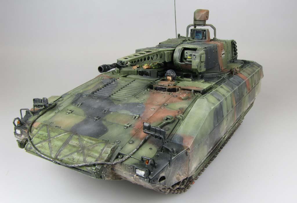 puma panzer modell