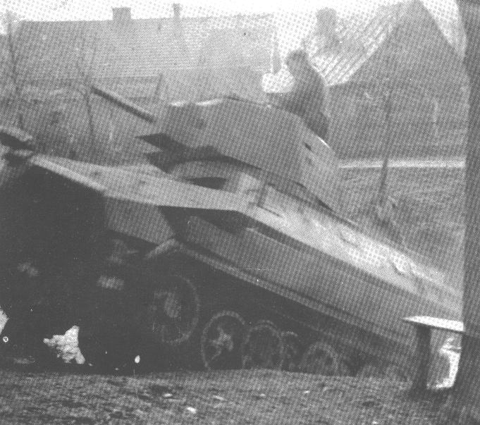 Rare tank pictures of ww2 tanks in world war 2 forum for How many german tanks were destroyed in ww2