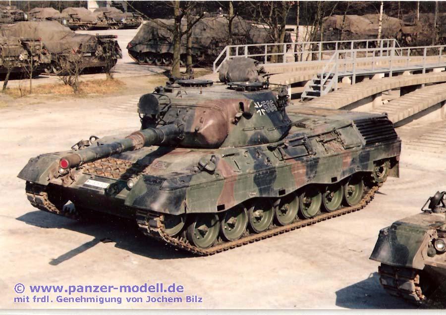 Leopard 1a1a1 Best 2017