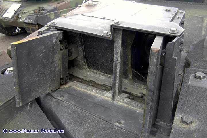 Entfernungsmesser Panzer : Kampfpanzer leopard a