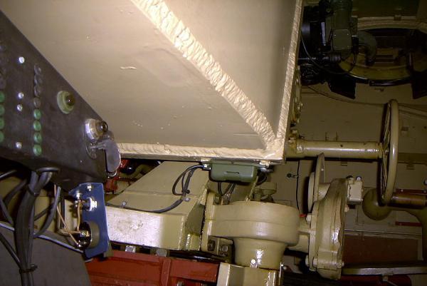 STUG - Interieur Stug III ausf G Bild067