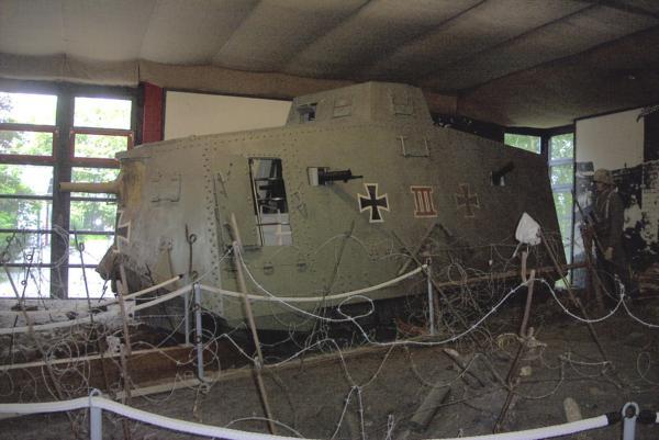 On Tour Panzermuseum Munster